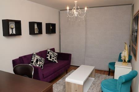Moderno y comodo departamento - Appartement