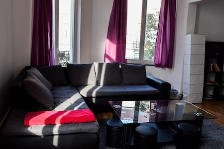 Cosy Apartment in top location - Etterbeek