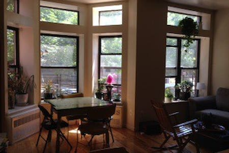 Sunny One Bedroom in Crown Heights