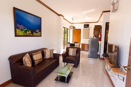 A family suite - Leilighet