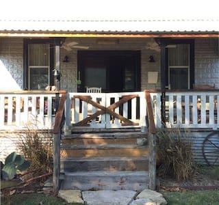 The Texas Tin Haus - Burton
