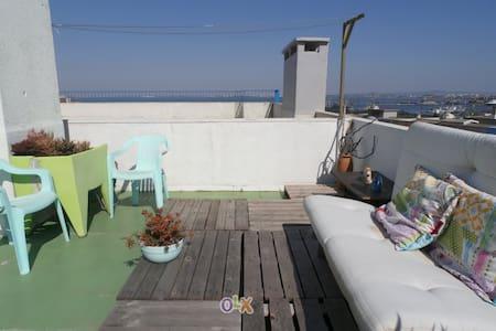 Penthouse near Lisbon and Caparica Beaches - Almada