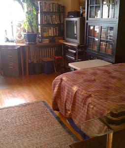 Room type: Entire home/apt Bed type: Real Bed Property type: Apartment Accommodates: 2 Bathrooms: 1