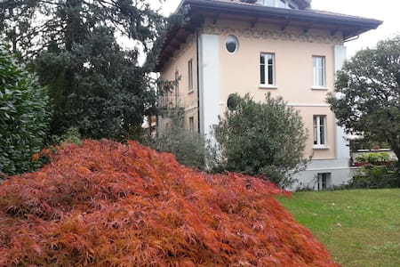 LakeMaggiore Large-comfortable room - Lesa