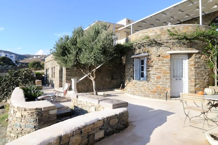 Seaview Stone House 1. - Casa