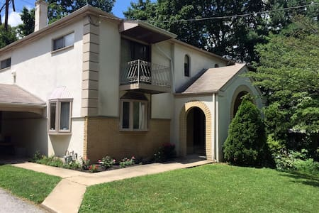 Large Home 20 Mins From City - Bala Cynwyd - Haus