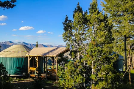 Coyote Yurts - Yurt