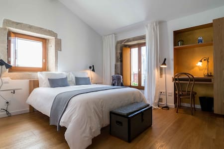 On the way to Santiago (room 3 / 7) - Padrón - Bed & Breakfast