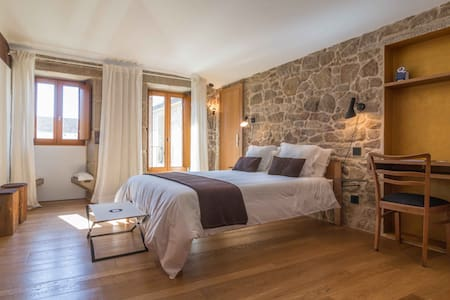 On the way to Santiago (room 4 / 7) - Padrón - Bed & Breakfast