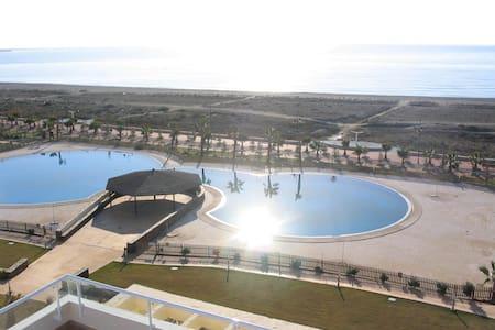 Wonderful penthouse and  sea views - Ejido