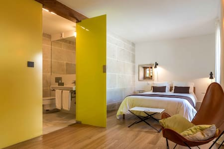 On the way to Santiago (room 6 / 7) - Padrón - Bed & Breakfast