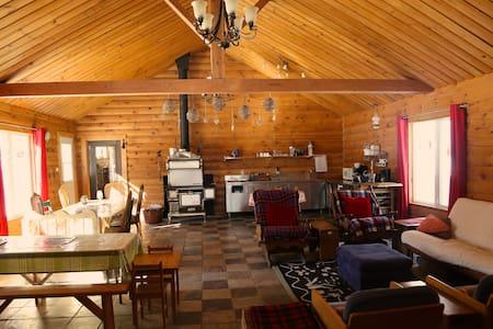 La Cabane au Canada - Saint-Paulin
