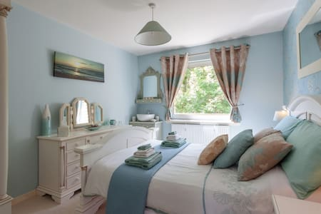 Scotland Spa B&B - Aqua Double Room - Bed & Breakfast