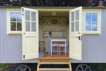 Romantic Shepherd's Hut in beautiful countryside - Redlynch - Hut