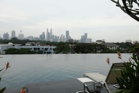 Affordable Stay in the Heart of Kuala Lumpur - Appartement en résidence