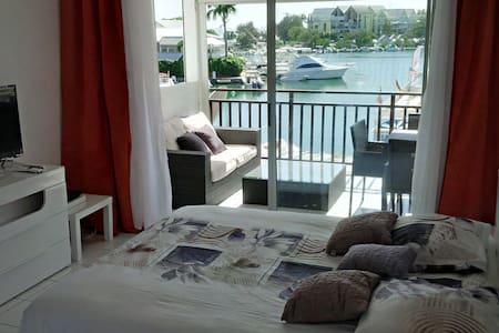 Joli Studio Confort et  Vue sur mer - Pointe-à-Pitre
