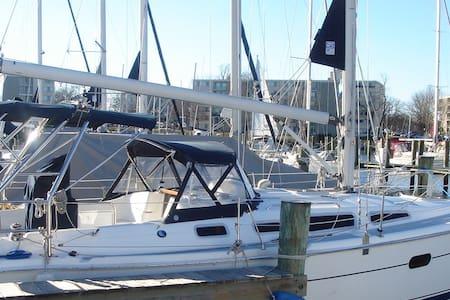 Hunter 36' Sailboat - Annapolis - Barca