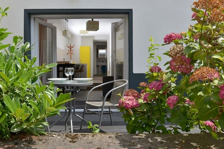 Appartement Deluxe mit Holzterasse und Burgblick - Cochem - Wohnung