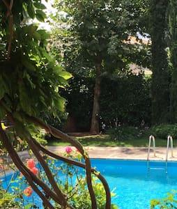 Υπέροχος κήπος μεσα σε αυτονομία - Haus
