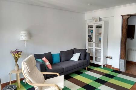 Refurbished 58m2 apartment - Ondarroa