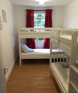 1 bed 4 shared room -Kings Cross 12 - London - Apartment