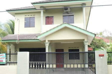 modern village - Haus