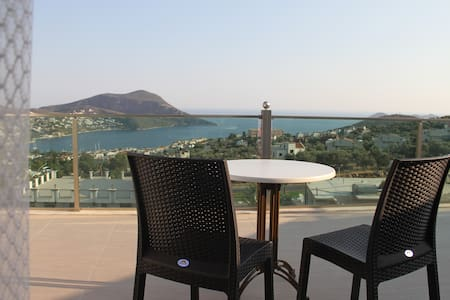 Orsa Apartments with fantastic view - Apartment