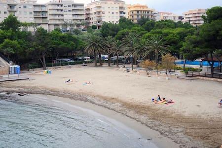 Apartamento playa Cala Pixavaques - Appartement