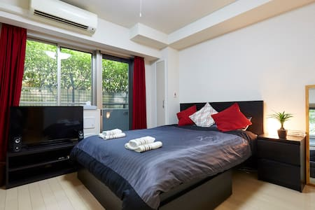 Central Studio with Full Kitchen & Unlimited WiFi! - Flat
