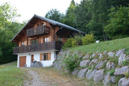 Beautiful Alpine Chalet - Vacheresse - House