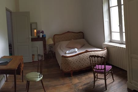 Chambre d'hôtes spacieuse - Bed & Breakfast