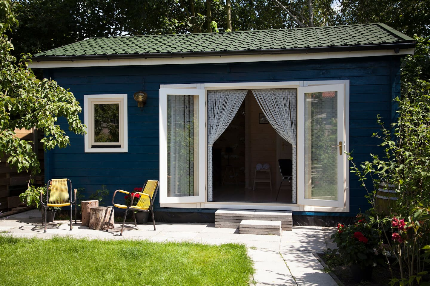 De top 20 bungalows om te huren in amsterdam   airbnb: bungalow ...
