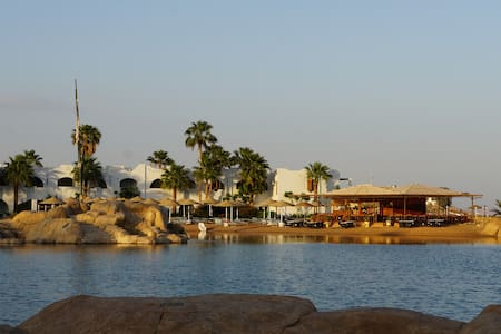 Domina Coral Bay - Studio Sea View - Sharm El-Sheikh - Apartamento
