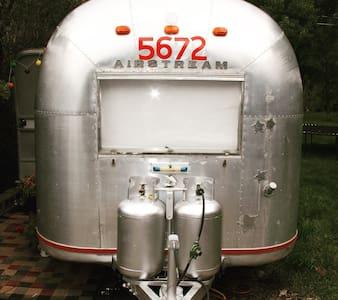 "1968 Vintage Airstream ""Galaxar"" - Pagosa Springs - Camping-car/caravane"