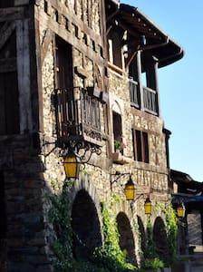 Casa típica andorrana