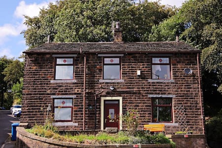 Double Bedroom in Old Farmhouse - Bacup - Casa