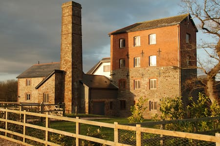 Charming Grade II Listed Mill - House