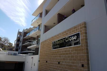 Private Modern New Apartment In Sydney - Hornsby - Bed & Breakfast