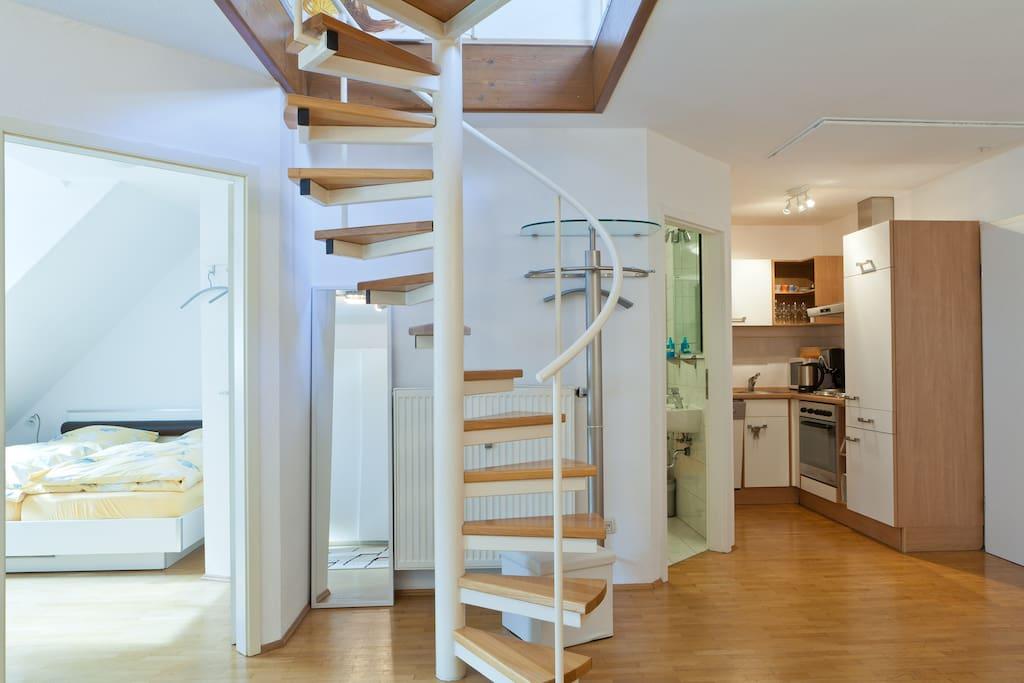 #1spacious apartement by Nuremberg