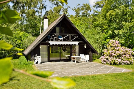 Skønt sommerhus i havnebyen Rørvig - Rørvig - Kabin