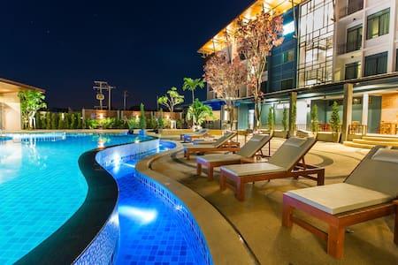 The Tama Hotel, Krabi - ตำบลไสไทย
