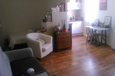 Studio plein centre ville Saintes - Appartement