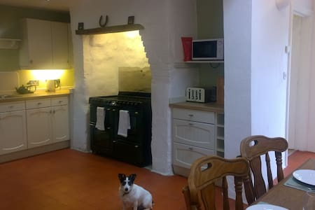 Hafan Bach - Dog friendly cottage in Kidwelly - Kidwelly - Talo