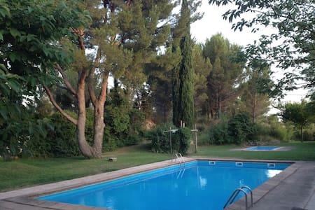 Attractive apartment rural Provence - Lejlighed