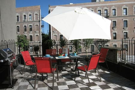 NEW YORK 2-6 GUEST + TERRACE #NYC