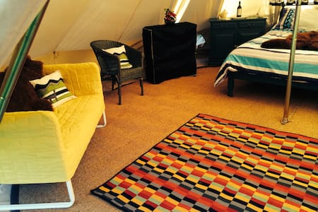 Bluecaps Farm Glamping - Tent