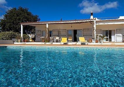 Fantastic villa by beach and golf - Lagos - Talo