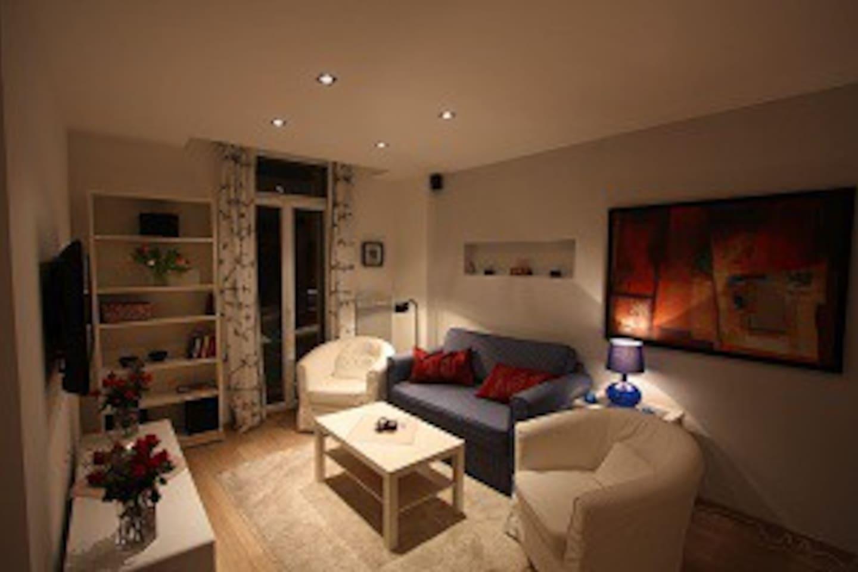 Stilvoll, hochwertig ausgestatteter Wohnbereich