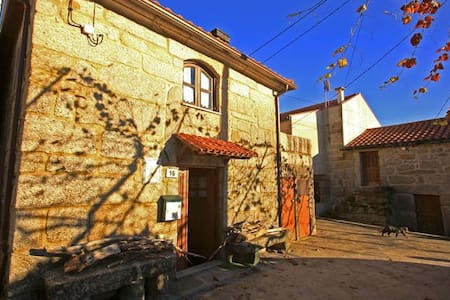 Beautiful rustic stone house - House