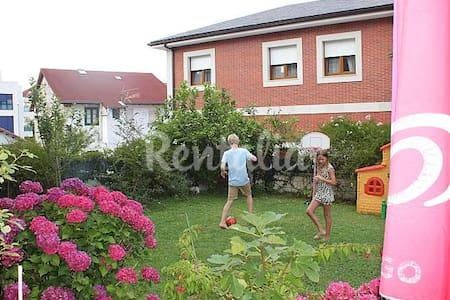 Un jardin en Santander - Wohnung